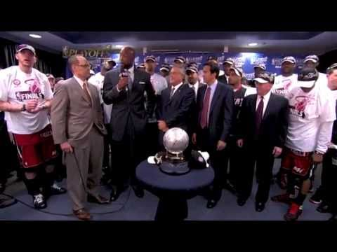Miami Heat - Eastern Conference Champs (Heat vs Bulls Eastern Conference finals 2011)