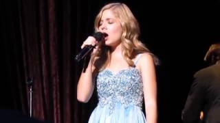 "Jackie Evancho ""Reflection"" Live at Flint Center"
