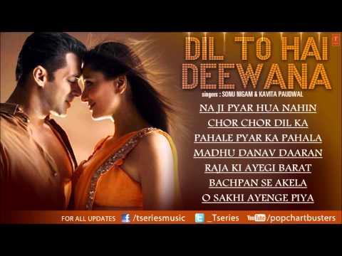 Dil To Hai Deewana Full Songs Jukebox   Kavita Paudwal Sonu...