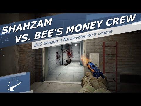 ShahZaM vs. Bee's Money Crew - ECS Season 3 NA Development League