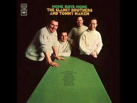 The Clancy Brothers And Tommy Makem - Old Maid In The Garret