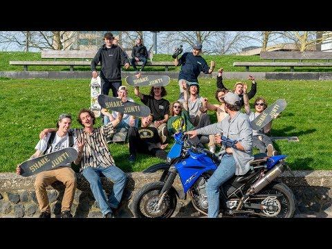 Shake Junt X Rambo Crew Collab session Arnhem