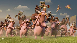 Clash of Clans Movie Full HD (2017) | CoC All Trailers & Animations