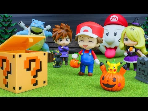Pokemon Toys - Super Mario Halloween Costume