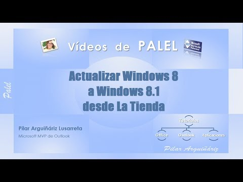 Actualizar Windows 8 a Windows 8.1 desde LA TIENDA (STORE)