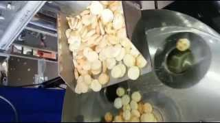 SP 388K POP  CORN  PACKING MACHINE VIDEO