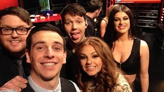 EXCLUSIVE Backstage at the Live Final - The Voice of Ireland