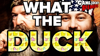 A Duck Dynasty Game? DAFUQ? - Angry Hunter - Game Society