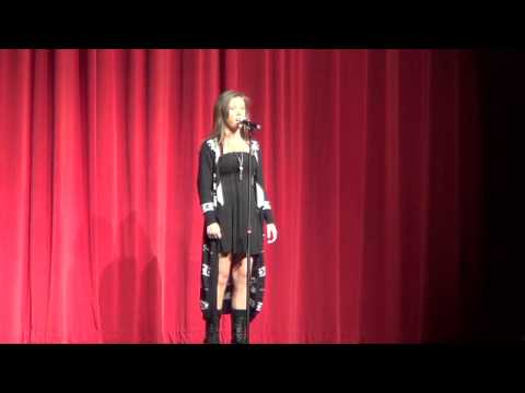 Amanda Anderson - A Thousand Years (cover) Ravenwood High School - Talent Show 2013