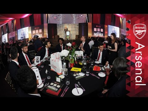 Arsenal Foundation's annual charity ball | A night to inspire