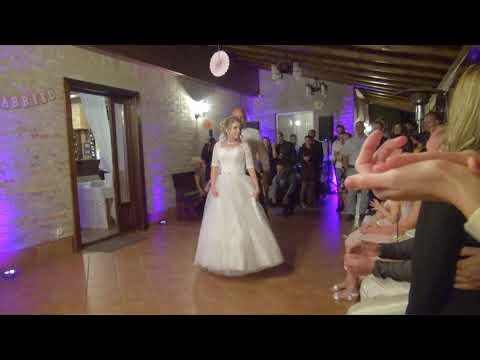 Detti & Patrick esküvői nyitótánc - 2019.09.06