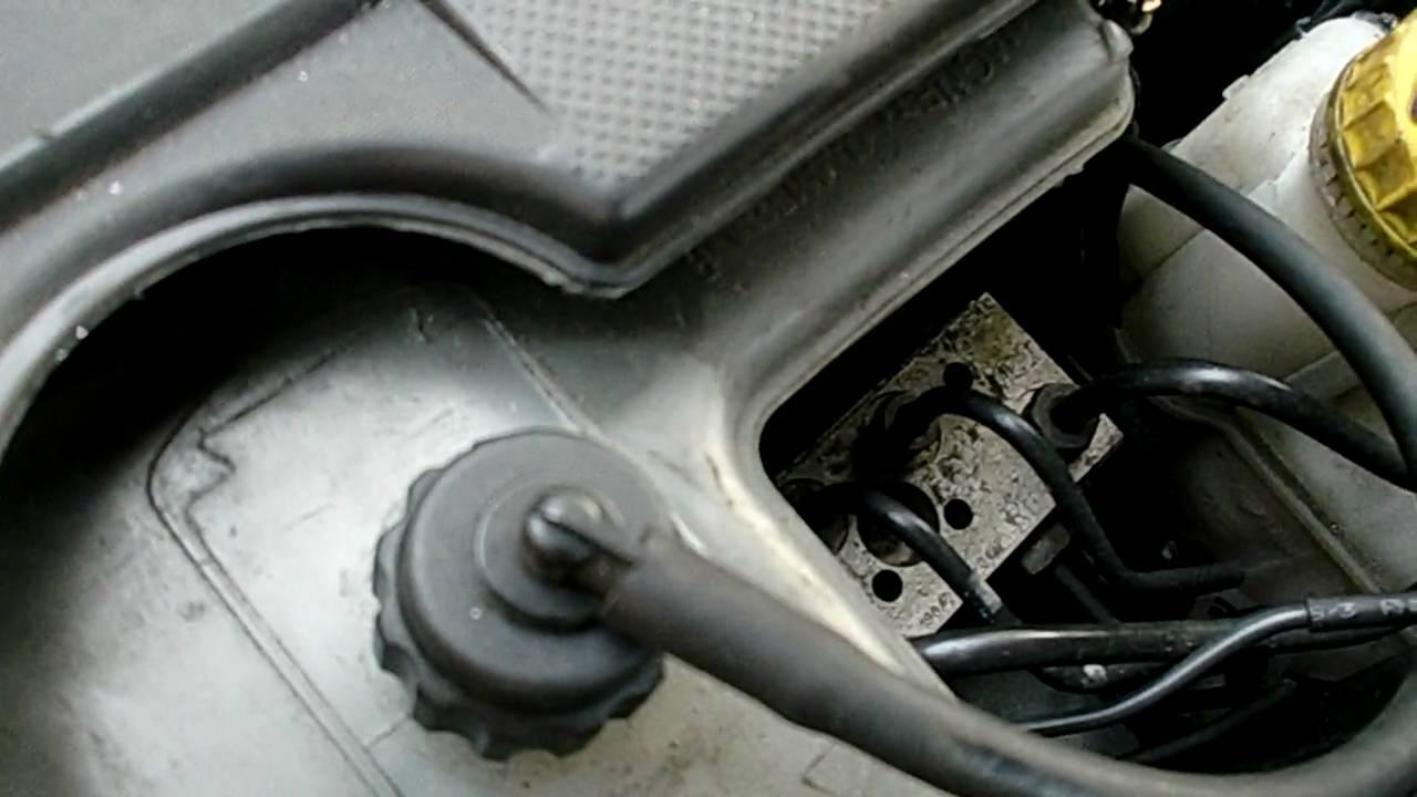 Electric Hydraulic Pump >> fiat stilo selespeed pumping on idle - YouTube
