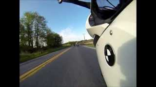 Ephrata Biker Breakfast peg slide instructional video