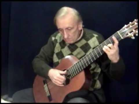 Johann Sebastian Bach - Sarabande - BWV 996 by Cesar Amaro
