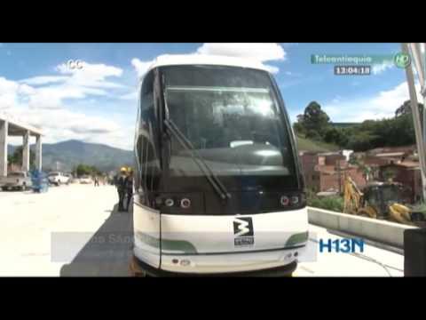 En 2015 comenzará a funcionar el Tranvía de Ayacucho