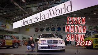 Stern Garage - Essen Motor Show 2018 I Mercedes-FanWorld