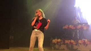 download lagu Halsey - Now Or Never Live Alcatraz, Milan - gratis