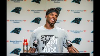 Download Cam Newton: Newton: We just need to score touchdowns 3Gp Mp4
