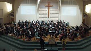 9-30-2017 Yuba Sutter Orchestra Sing for the Cure