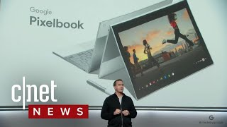 Google PIxelbook comes with 'instant tethering' (CNET News)