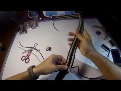 Rock Paracord - How to make an Adjustable Shotgun Sling