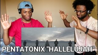 Download Lagu Hallelujah - Pentatonix [OFFICIAL VIDEO] (REACTION) Gratis STAFABAND