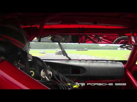 2012 PCA Racing Round 4 Race 1 - New Jersey Motorsports Park Thunderbo