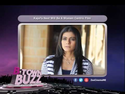 Kajol's Next Will Be A Women Centric Film