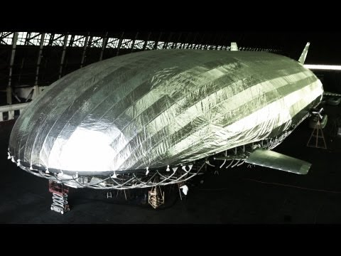 Flight of imagination: The next generation of airships