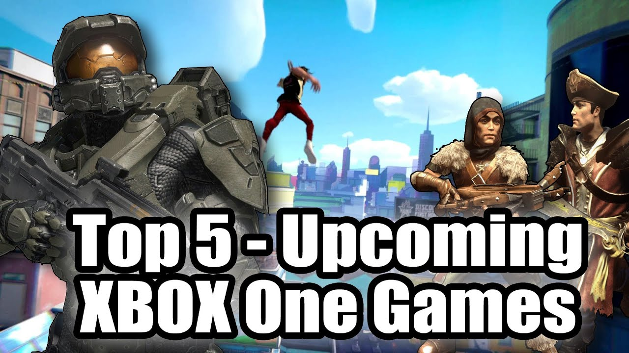 Best Xbox One Games : Best upcoming xbox one games