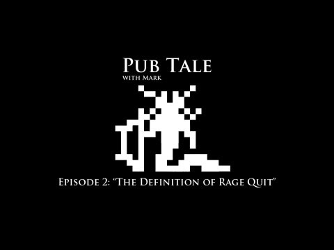 Dota 2 Pub Tale - The Definition of Rage Quit