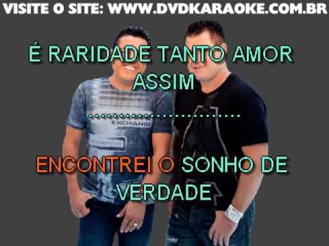Bruno & Marrone   Raridade