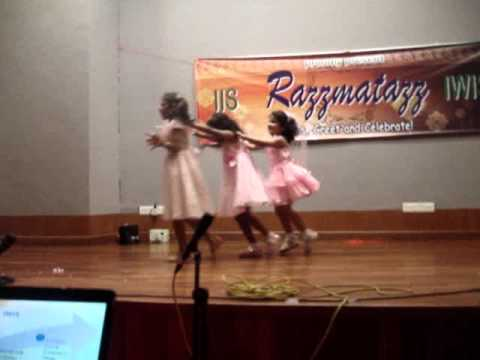 Dancing Feets Lakdi Ki Kati By Kids video