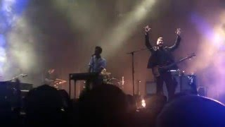 Editors - Papillon (Live @ Volkswagen Arena, İstanbul 06.12.2015)