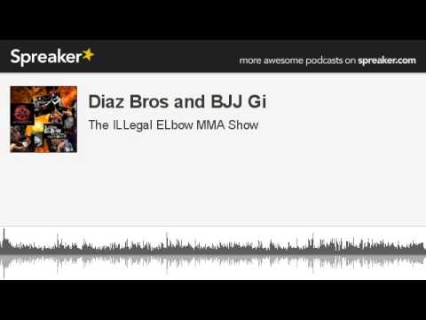 Diaz Bros and BJJ Gi made with Spreaker