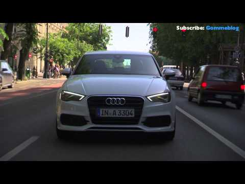 New Audi A3 Sedan [Berlina ] TDI - First Driving