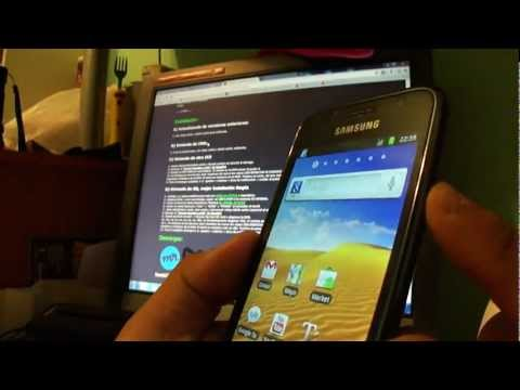 [Tutorial] ROM ICS 4.0.4 REMICs v1.1 SGS i9000
