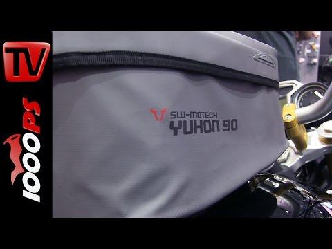 SW-MOTECH Yukon 90 | Wasserdichter Tankrucksack mit Quick Lock