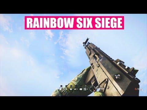 Rainbow Six Siege Gun Sounds of All Weapons