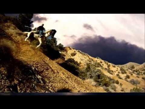 Extreme Mountain Riding Horse
