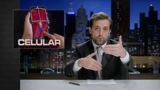 GREG NEWS com Gregório Duvivier | CELULAR