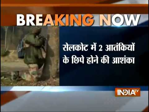 Gunfight going on between militants, security forces in Kupwara, Kashmir