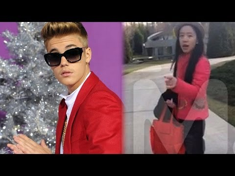 Fan Breaks into Justin Bieber's Home & Takes Nap in His Bed! klip izle