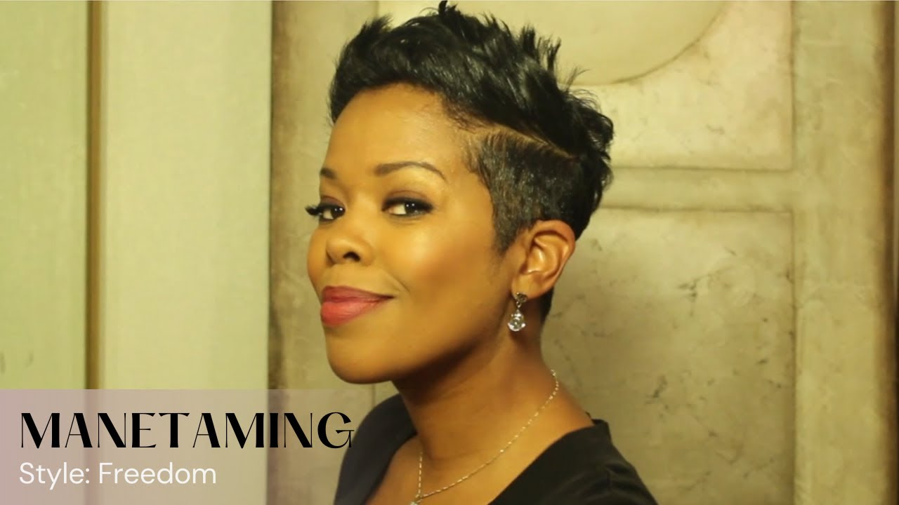 Viewing Gallery For - Malinda Williams Natural Hair