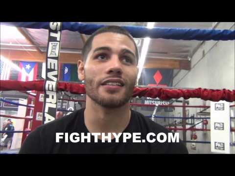 MICHAEL PEREZ ON MAYWEATHER VS MAIDANA 2 ITS GOING TO BE A REAL EXPLOSIVE FIGHTLIKE PART ONE
