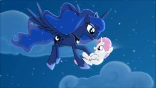 "Luna ""Angel of Darkness"" MLP FIM PMV 1hour"