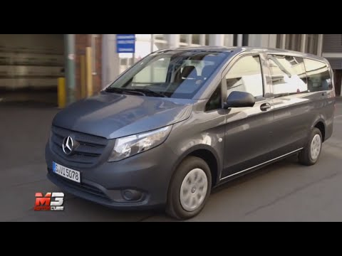mercedes vito 2014 first test drive youtube. Black Bedroom Furniture Sets. Home Design Ideas