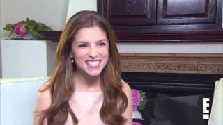 Anna Kendrick Freaked Out By Johnny Depp