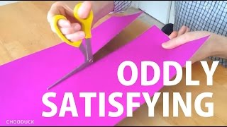 ODDLY SATISFYING VIDEO COMPILATION #8 by ChooDuck