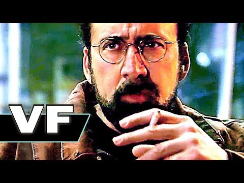 THE WATCHER Bande Annonce VF (Nicolas Cage, 2018)